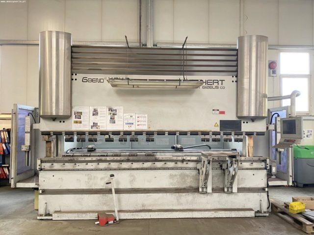 Pressa piegatrice BOSCHERT GIZELIS G-BEND 4240 CNC