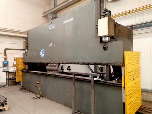 ERMAKSAN HAP 6100 x 200 CNC