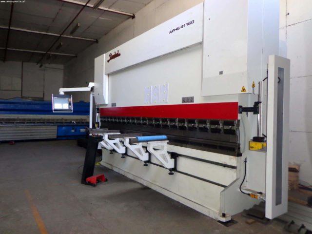 Pressa piegatrice CNC BAYKAL APHS 41160