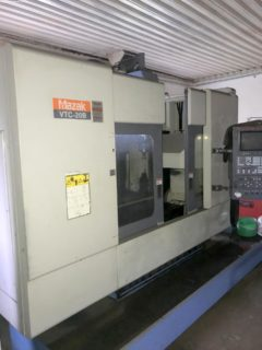 Centre d'usinage MAZAK VTC 20B