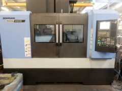 Centre d'usinage DOOSAN MYNX 6500/50