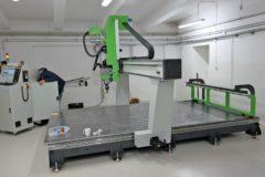 Plotter per fresatura CNC SERON 2131 PROFESSIONAL