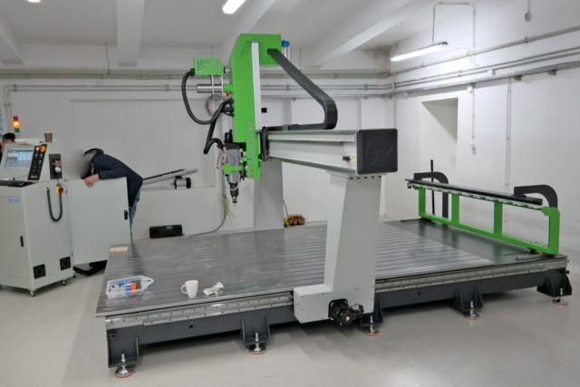 Traceur de fraisage CNC SERON 2131 PROFESSIONAL