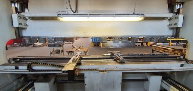 BOSCHERT GIZELIS G-BEND 4240 CNC élhajlító