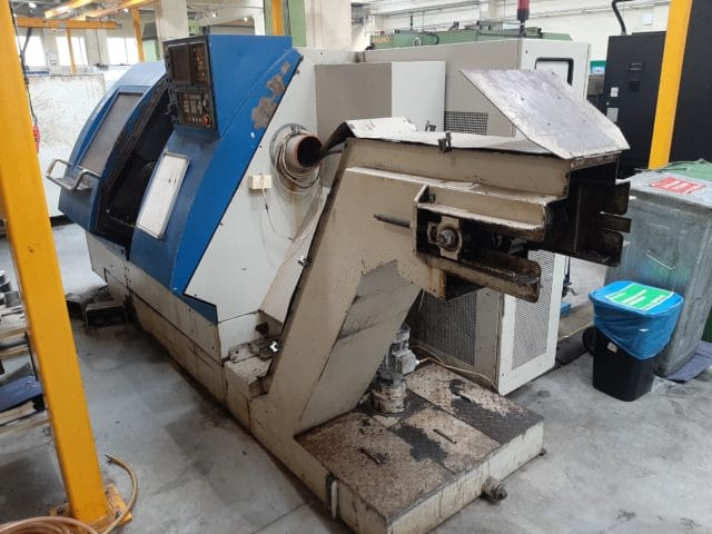 Tokarka FAMOT 400 CNC