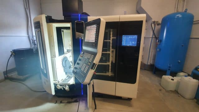 DMG MORI Ultrsonic 10 Sauer + Ph2 120