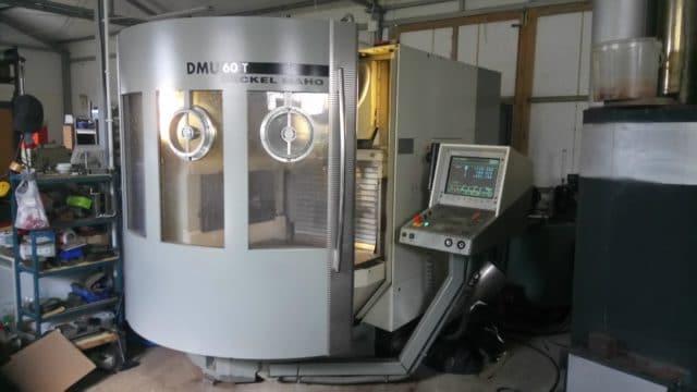 Deckel Maho DMU 60T