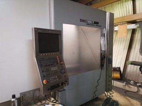 DMG DECKEL MAHO DMC 1035 V
