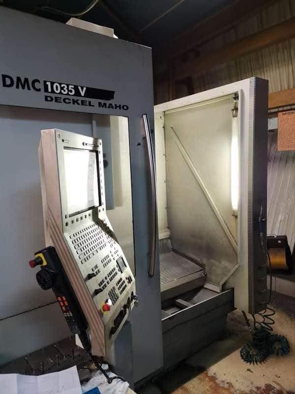Centre de fraisage DMG DECKEL MAHO DMC 1035V