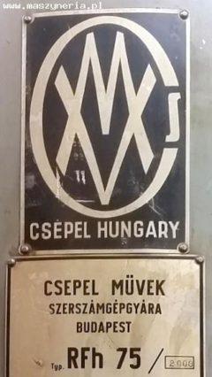 CSEPEL RFH 75/2000